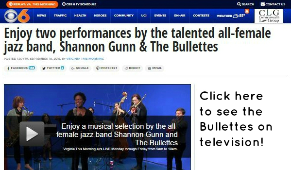 TV Performance by the Bullettes